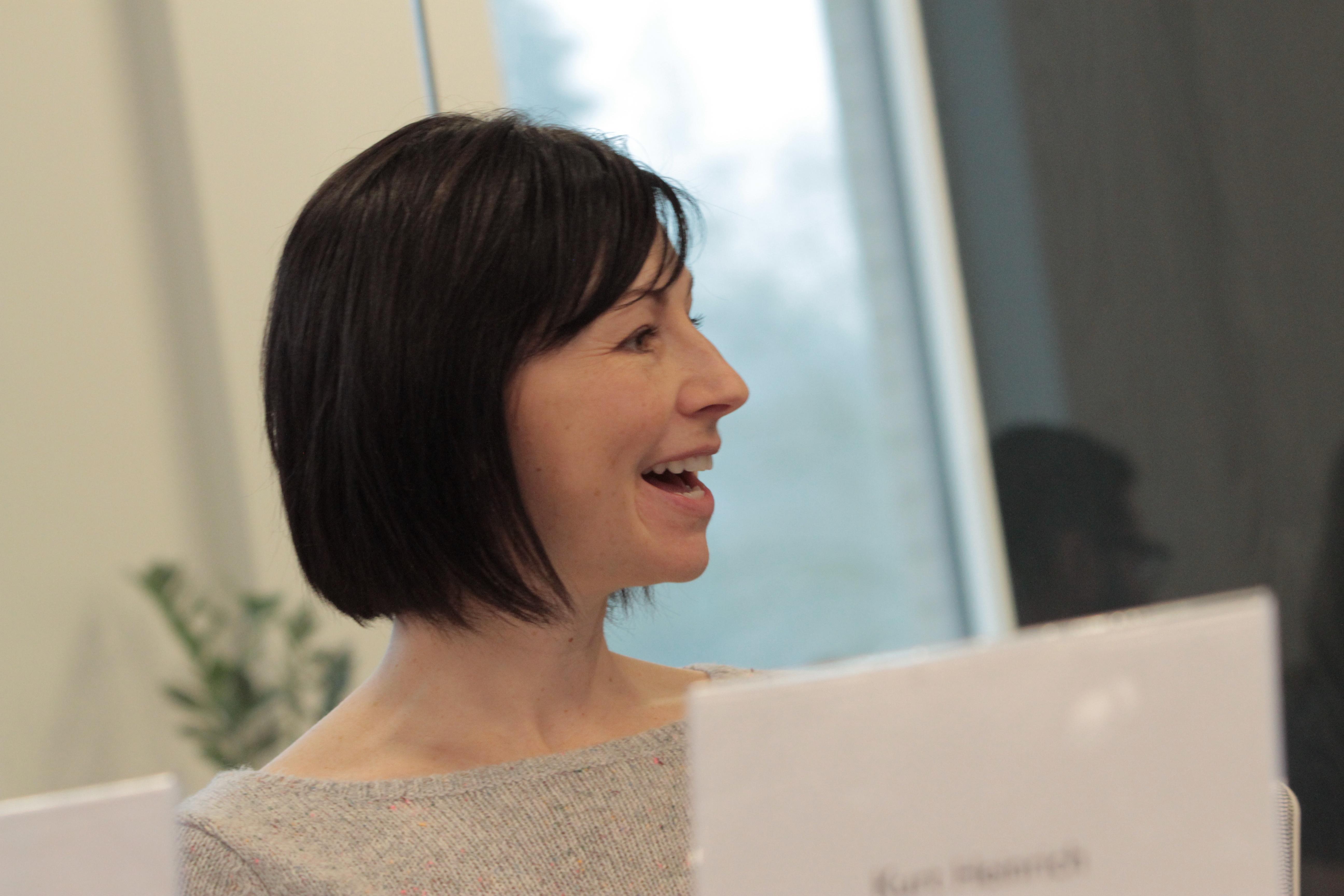 Inside Leadership: Q&A with Kristin Linklater, SFU
